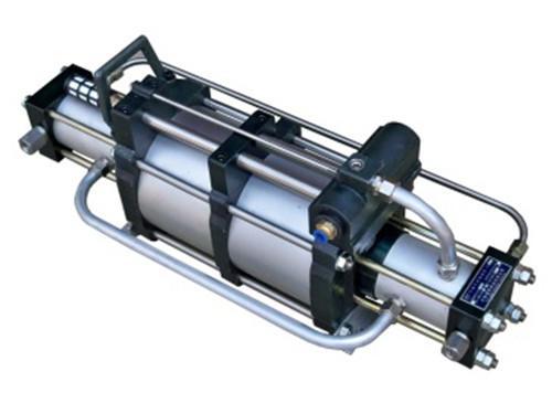 双驱动头气体增压泵DTF-T系列