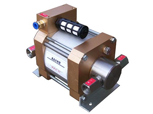 气动液体增压泵DKC-D系列