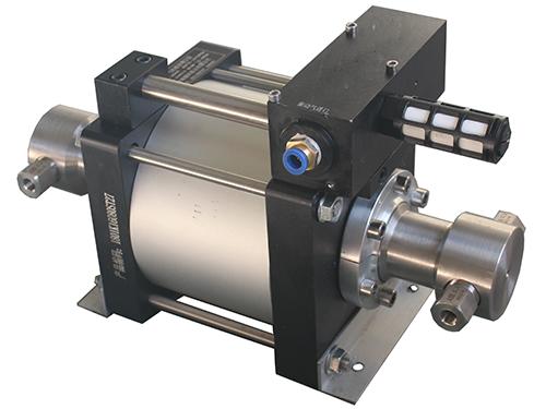 气动液体增压泵DKD系列